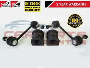 FOR HONDA ACCORD 03-08 TOURER ESTATE REAR STABILISER BAR DROP LINKS D BUSHES