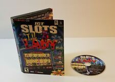 New ListingIgt Slots: Lil' Lady Pc Cd-Rom 2012 Windows Mac casino slot machine game