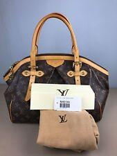 $1, 960 AUTHLouis Vuitton Monogram Canvas Tivoli GM  Hand bag Purse US SELLER