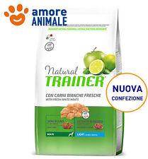 Trainer Natural Adult Maxi Light Carni Bianche 12 kg (ex 12,5 Kg) Crocchette