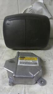 98 99 Chevrolet Venture Left Drivers Side Air Bag and Module OEM Black