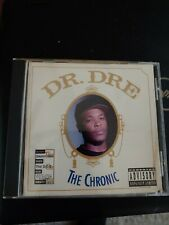 The Chronic by Dr. Dre CD, 1992 Interscope Catalog# P2 57128 BMG