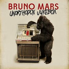 BRUNO MARS UNORTHODOX JUKEBOX LP VINYL 33RPM NEW