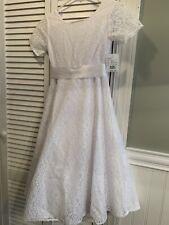 first communion dress size 10