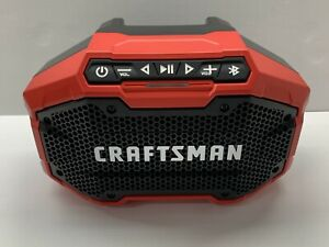 Craftsman Bluetooth Speaker CMCR001 , Fantastic Condition !!