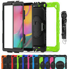 For Samsung Galaxy Tab A 8.0 10.1 Inch 2019 Tablet Stand Case Cover Strap Handle