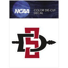 San Diego State Aztecs Logo NCAA Die Cut Vinyl Car Sticker Bumper Window