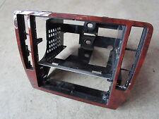 Doppio DIN Console Centrale VW Passat 3b 3bg pannello in legno cassetto