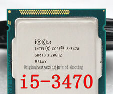 Intel Core i5-3470 / 3.20GHz / 6MB / (SR0T8) 1155 Desktop Processor