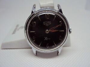 Vintage military style watch Medana 500 XTensa Cal. 434 Swiss Made 1950 s