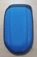 BLUE MOTOROLA MOBILE PHONE POUCH FOR V500 V525 V545 V550 V600 V646 ETC HANDSETS