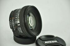 Nikon 20mm f/2.8 D AF Lens Prime Wide Angle Prime Lens Mint condition