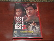 Best Of The Best 2 VHS 1990's Action Fox Home Video PAL