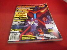 GamePro Magazine September 1994 Death and Return of Superman Cover