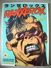 Ranxerox EUROPE BEST COMIC