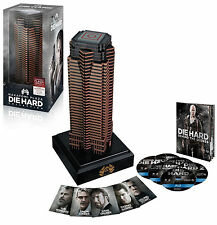 Nakatomi Plaza Die Hard Complete Collection Blu-ray 6 Disc Set Special Ed. | NEW