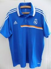 Real Madrid Camisa Camiseta De Fútbol Adidas Para Hombre 2013 Jersey adultos Raro XXL Top