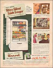 1949`Vintage ad for Servel`Gas Refrigerator`Retro Photo` (082215)