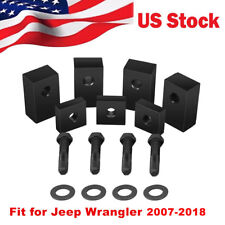 Rear Seat Recline Kit Interior Accessories for Jeep Wrangler JK JKU JL JLU 07-18