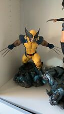 Wolverine Sideshow Premium Format EXCLUSIVE Marvel X-Men Statue