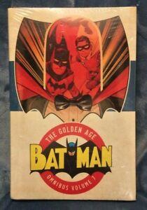 BATMAN GOLDEN AGE OMNIBUS Vol. 7 DC Hardcover 2019 New Sealed HC
