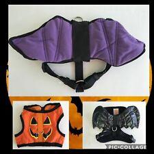 Spooktacular! Dog Halloween Harnesses NWOT
