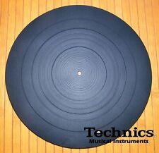 ♫ SLIPMAT TECHNICS CAOUTCHOUC RUBER MAT PLATINE SL 1200  (toutes séries) DJ ♫