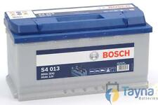019 Bosch Heavy Duty 95Ah Car Van Battery - S4013 - 4 Year Warranty- Next Day De
