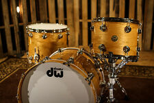 20th Anniversary Sale! Used DW Drums Jazz Series Natural Over Cherry/Gum LC