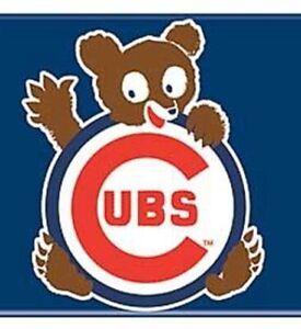 Chicago Cubs MLB Baseball 1970 Logo Sweatshirt S-5XL, LT-4XLT New