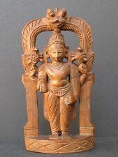 Fina Escultura en la madera INDIA