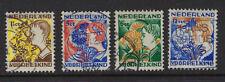 NETHERLANDS : 1932 Child Welfare  set SG404A-407A  used