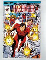 Unity Harbinger #9 Comic Book September 1992 Valiant Comics