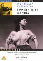 Summer With Monika UK REGION 2 DVD (2002)