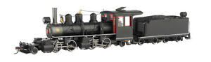 BACHMANN 29002: On30 2-4-4-2 STEAM LOCOMOTIVE - NEW IN BOX WITH DCC (NO SOUND).