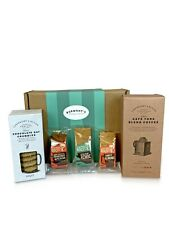 The Ultimate Coffee Break Hamper - Cafe York Freshly Ground Coffee & Biscuits