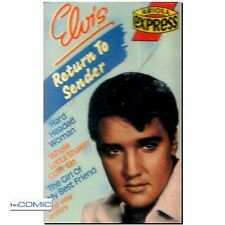 Elvis Presley return to sender Kassette ariole express 4007194970634 Rock n Roll