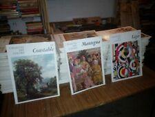 I MAESTRI DEL COLORE +500 fabbri editori anni60-70 ottimi/buoni vedinote