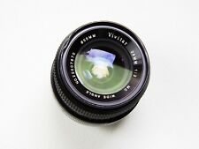 Kiron Vivitar 28mm f2 Wide Fast Lens for Canon FD