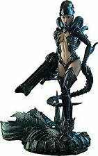 "Hot Toys Alien Girl 12"" Action Figure 1/6 Scale Has002 AVP VS Predator Angel"