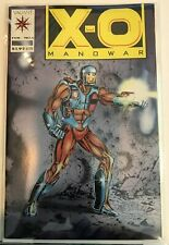 X-O-Manowar #1  ( 1992 Valiant ) 1st Appearance / Origin