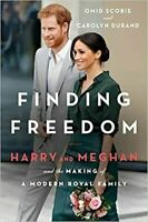 Finding Freedom: Harry and Meghan (Pre-order) BRAND NEW HARDBACK EXPEDITED SHIP