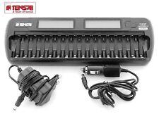 Enerpower (Tensai) EP-1600L Mikroprozessor NIMH Ladegerät für 1-16  AA/AAA Akkus