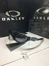 Rare ! 100% Authentic Oakley Unknown Crystal Black sunglasses
