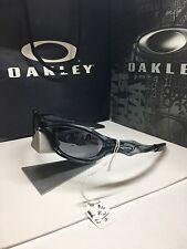 Rare ! 100% Authentic Oakley Unknown Crystal Black sunglasses