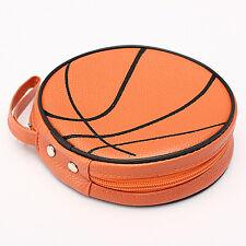 Basketball Shape CD DVD Bag Carry Case Holder Wallets Organizer 24 Disc Storage