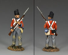 Painted Lead British King & Country Toy Soldiers 1