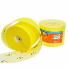 Schleifpapier Rolle 5M Schleiffrolle Sandpapier Korn 40 - 400 WAHL BLUE-CAR