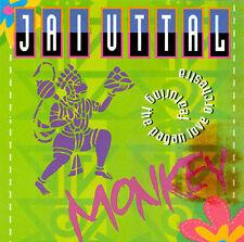 Monkey by Jai Uttal cd SEALED