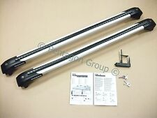 New Genuine Nissan Qashqai +2 -2013 Cross Rails Roof Bars Carrier KE732EY010